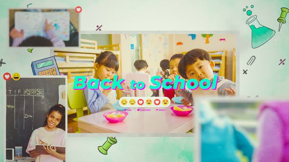 Back To School Intro Slideshow
