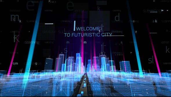 Hologram City Titles
