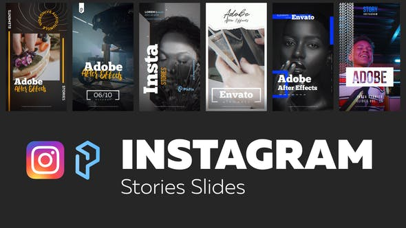 Instagram Stories Slides Vol. 15
