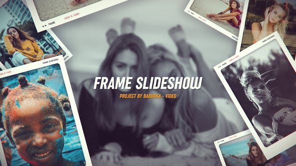 Dynamic Frame Slideshow