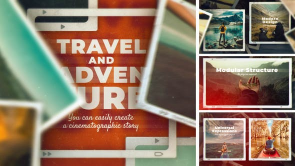Travel And Adventure Slideshow