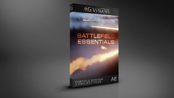 Trapcode Battlefield Essentials