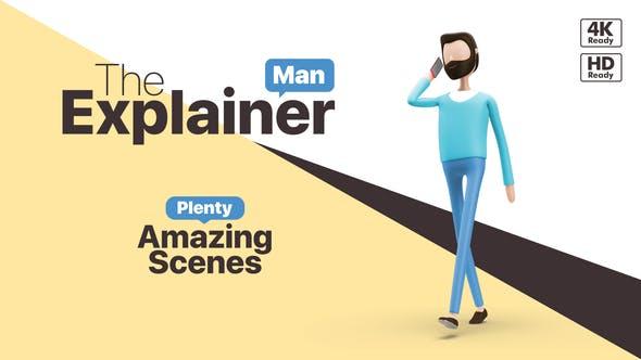 The Explainer Man