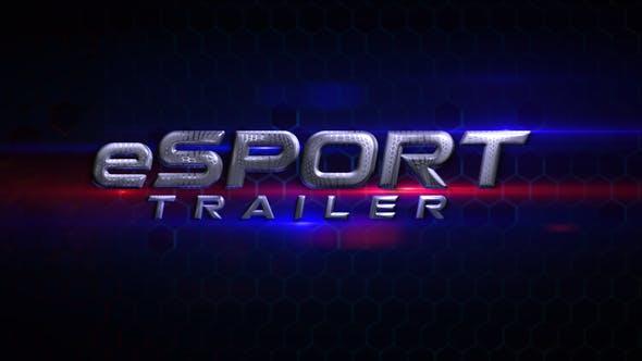 E-Sport All Star Trailer