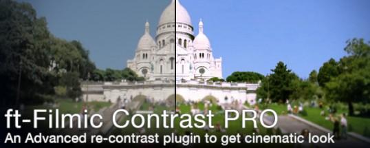 Aescripts t-Filmic Contrast Pro