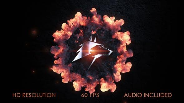 Logo Stomp Explosion