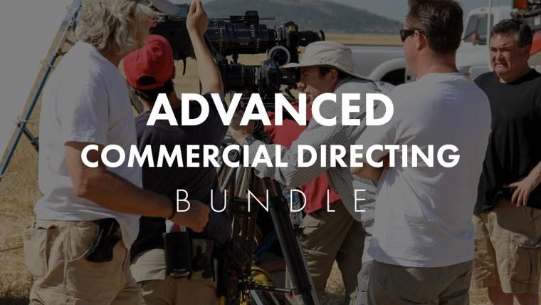 Hurlbutacademy - Advanced Commercial Directing Bundle