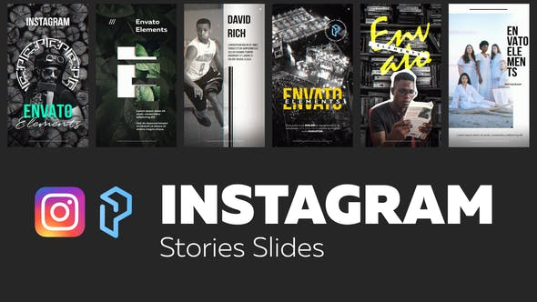 Instagram Stories Slides Vol. 11