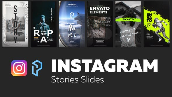 Instagram Stories Slides Vol. 14