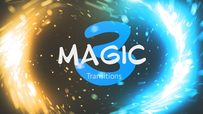 Magic Transitions 3 For Premiere Pro