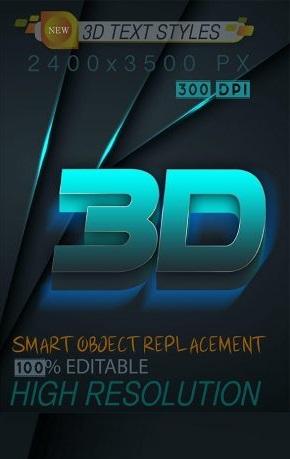 3D Text Styles 05_09_20