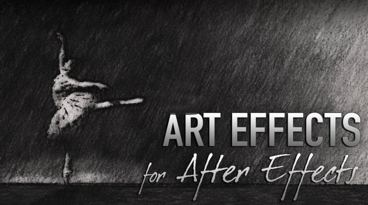 Creation Art Effects 4K for After Effects