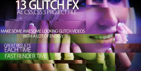 Video Glitch FX