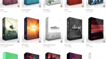 Pixel Film Studio - FCPX Plugins Bundle 2020