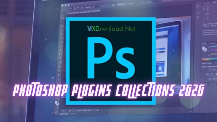 Photoshop Panels & Plugins Collection