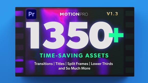 Motion Pro | All-In-One Premiere Kit V1.3