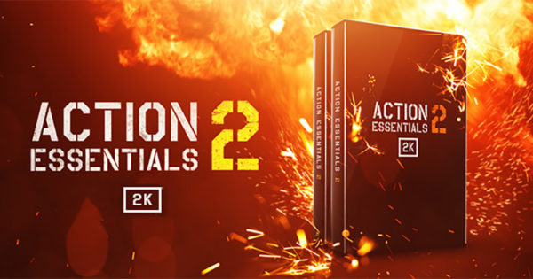 Video Copilot Action Essentials 2 2K