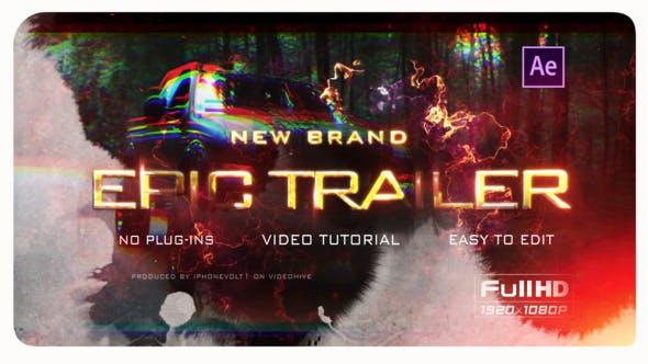 Epic Trailer 3 in 1