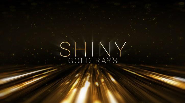 Shiny Gold Rays | Award Titles 4