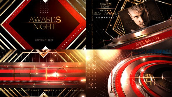 Awards Show Broadcast Pack