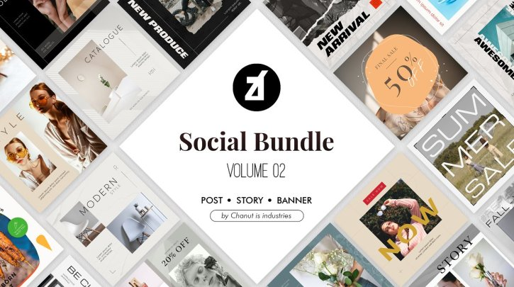 Chanut-is bundle : Templates pack V2