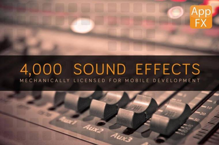 Prosoundeffects - App FX Sound Effects Library with 4,000+ Effects