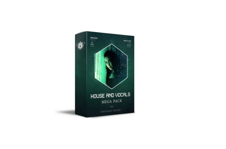 Download GhosthackHouse And Vocals Mega Pack