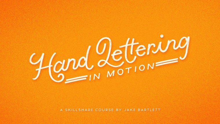 The Write On Technique Hand Lettering In Motion By Jake Bartlett