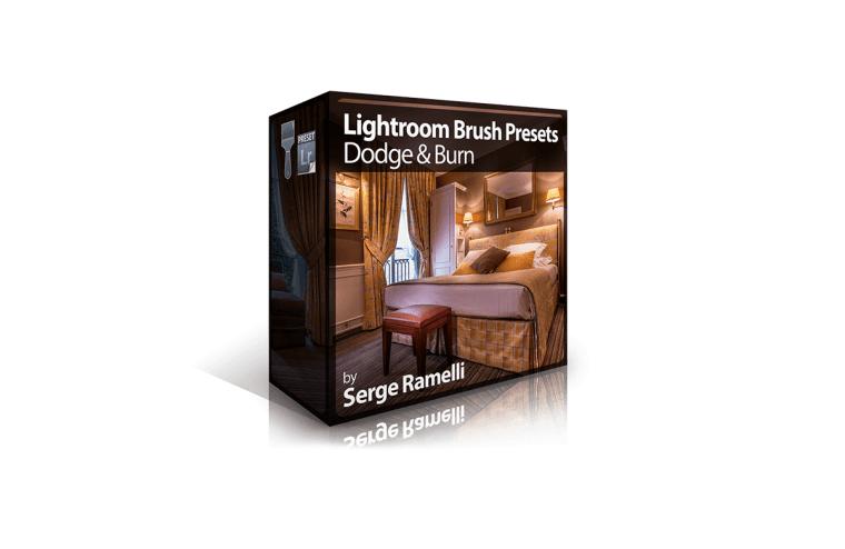 PhotoSerge - Lightroom Brush Presets DodgeBurn