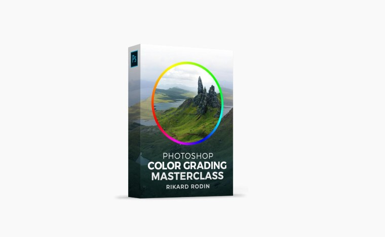 Photoshop Color Grading Masterclass with Rikard Rodin