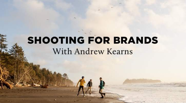 Strohl Works - Shooting for Brands - Andrew Kearns