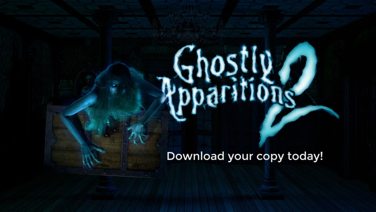 AtmosFX - Ghostly Apparitions 2