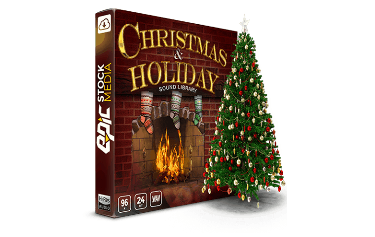 Epic Stock Media - Christmas and Holiday Sound Library WAV