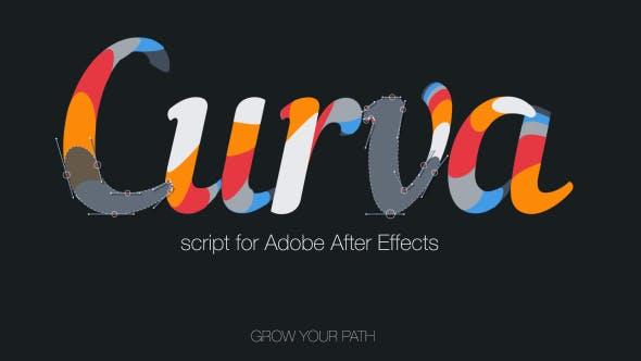 Videohive Curva Script | Premium After Effects Script 8694469