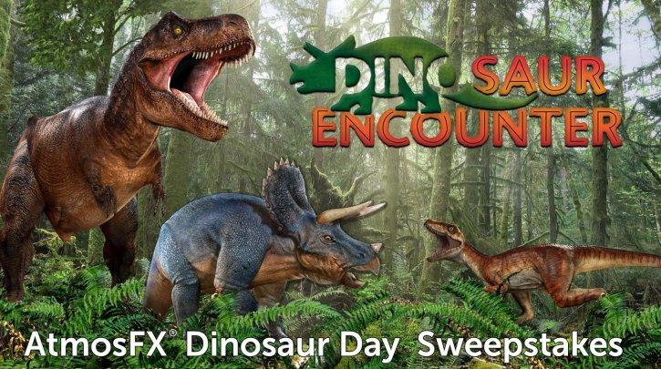 AtmosFX - Dinosaur Encounter
