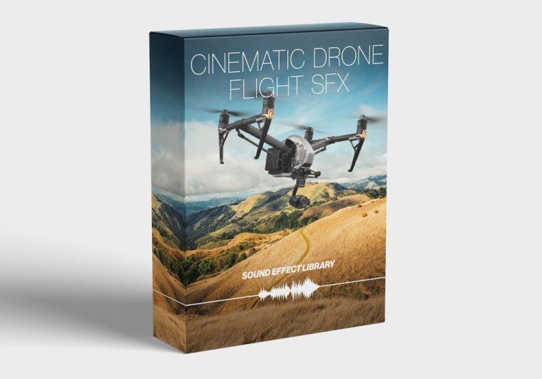 Fcpxfullaccess - Cinematic Drone Flight SFX Library