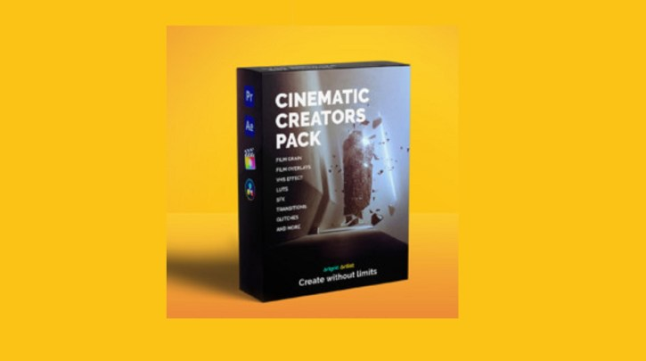 Artlist Cinematic Creator Pack 2020