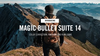 Red Giant Magic Bullet Suite 14