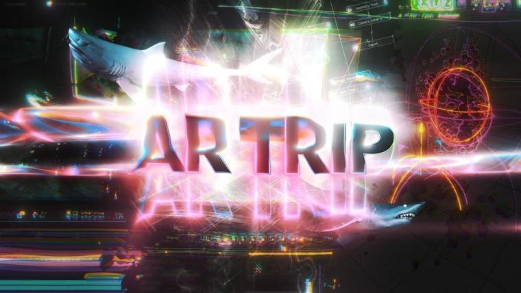 AR Trip - Eduard Mykhailov