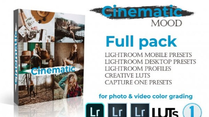 WeLovePresets - Cinematic Mood Full Pack