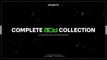 Acidbite - Complete Acid Collection