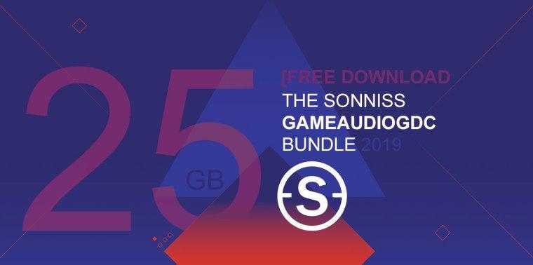 Sonniss.com - GDC - Game Audio Bundle 2019