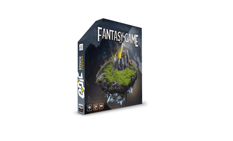Epic Stock Media - Fantasy Game
