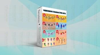Videohive Character Kits