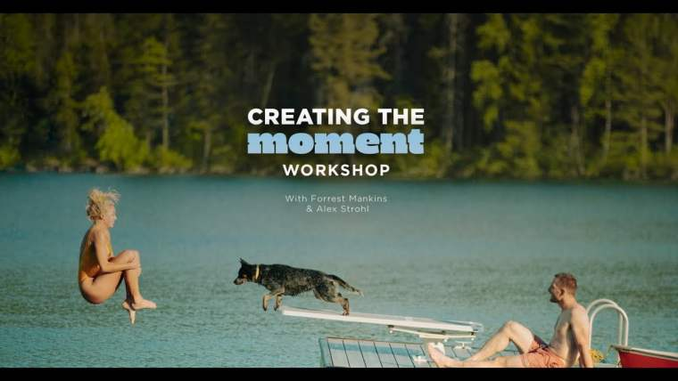 Strohl Works - Creating the Moment Workshop