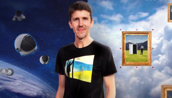 Domestika - Animated Collage with Adobe After Effects By Joseba Elorza