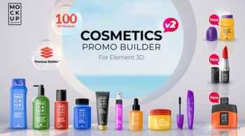 Cosmetics Promo Builder V2