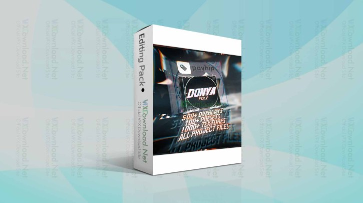 Payhip - DONYA pck.2 Editing Pack