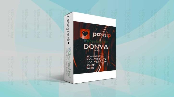 Payhip - DONYA pck.1 Editing Pack