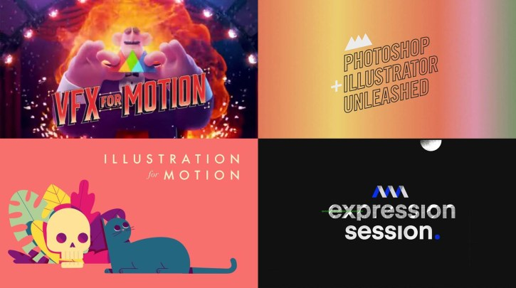 School Of Motion Courses